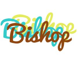 Bishop cupcake logo