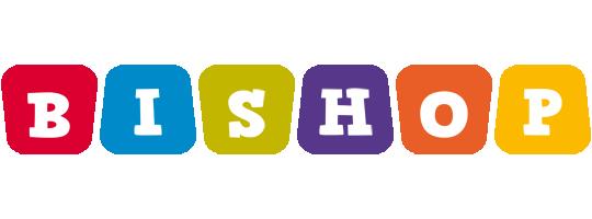 Bishop daycare logo