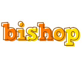 Bishop desert logo
