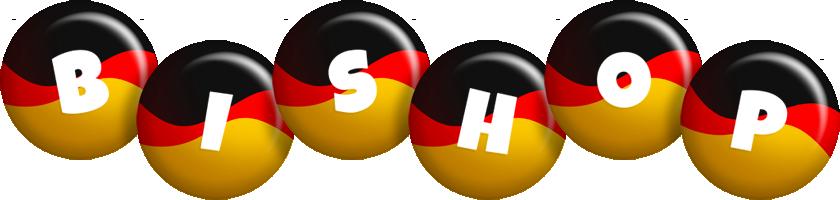 Bishop german logo
