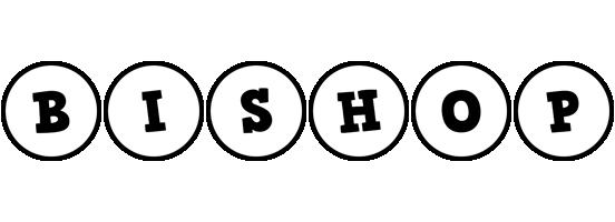 Bishop handy logo