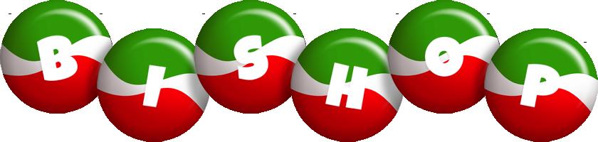 Bishop italy logo