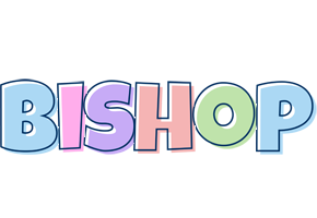 Bishop pastel logo