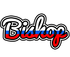 Bishop russia logo