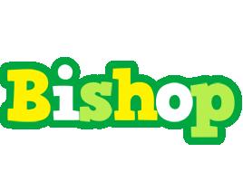 Bishop soccer logo
