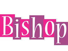 Bishop whine logo