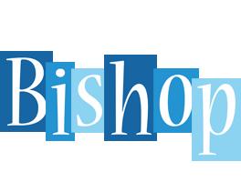 Bishop winter logo