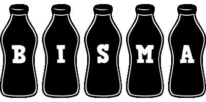 Bisma bottle logo