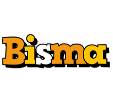 Bisma cartoon logo