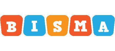 Bisma comics logo
