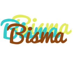Bisma cupcake logo