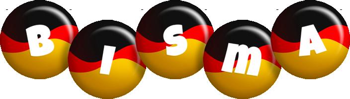 Bisma german logo