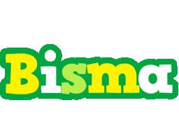 Bisma soccer logo