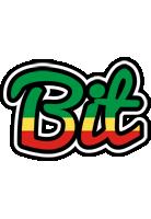 Bit african logo