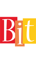 Bit colors logo
