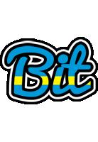 Bit sweden logo