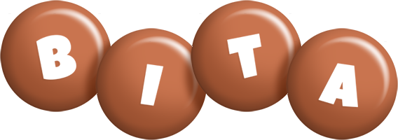 Bita candy-brown logo