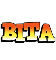 Bita sunset logo