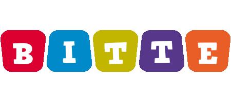 Bitte daycare logo