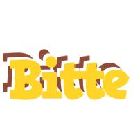 Bitte hotcup logo