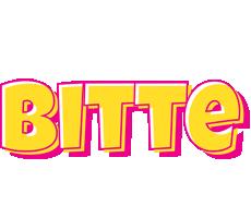 Bitte kaboom logo