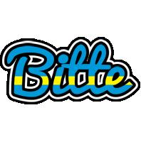 Bitte sweden logo