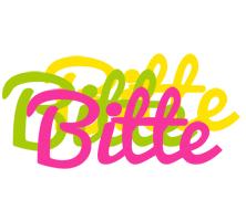 Bitte sweets logo