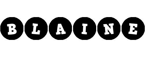 Blaine tools logo