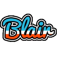 Blair america logo