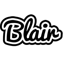 Blair chess logo