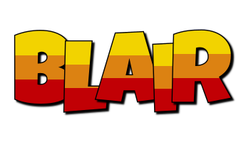 Blair jungle logo