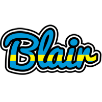 Blair sweden logo