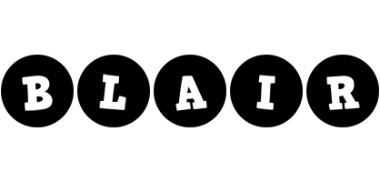 Blair tools logo