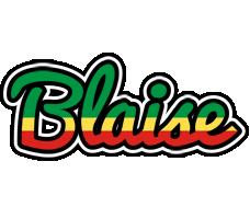 Blaise african logo