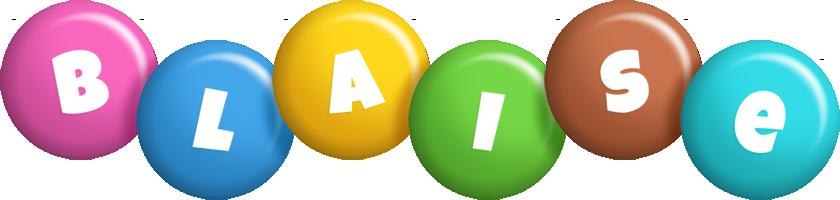 Blaise candy logo