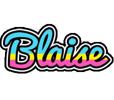 Blaise circus logo