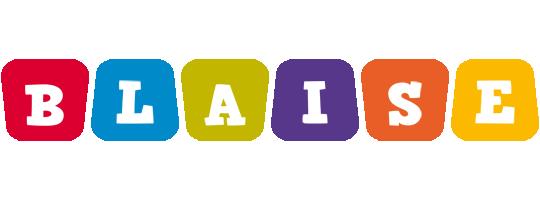 Blaise daycare logo