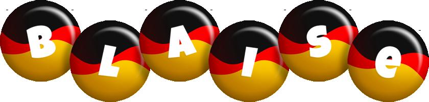 Blaise german logo
