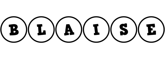 Blaise handy logo