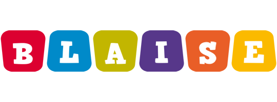 Blaise kiddo logo