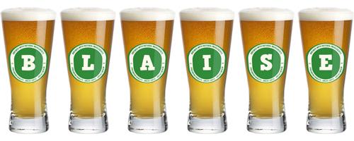 Blaise lager logo