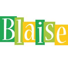 Blaise lemonade logo