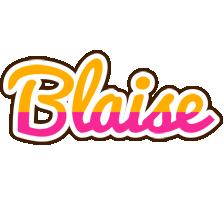 Blaise smoothie logo