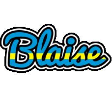 Blaise sweden logo