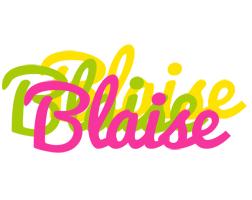 Blaise sweets logo