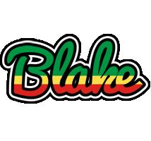 Blake african logo