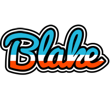 Blake america logo
