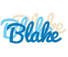 Blake breeze logo