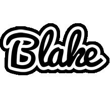 Blake chess logo