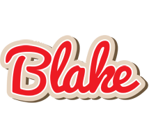 Blake chocolate logo